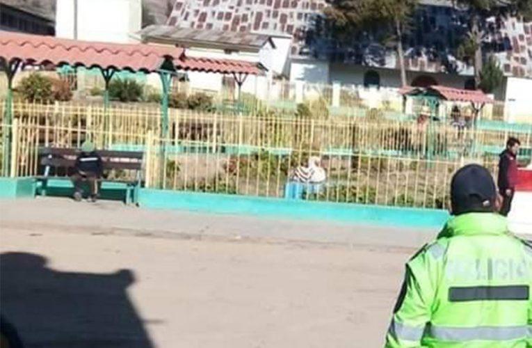 Adolescente ultraja a mujer con discapacidad en Chaulán