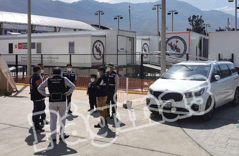 Construcción Civil pide atención de asegurados en el Complejo Deportivo