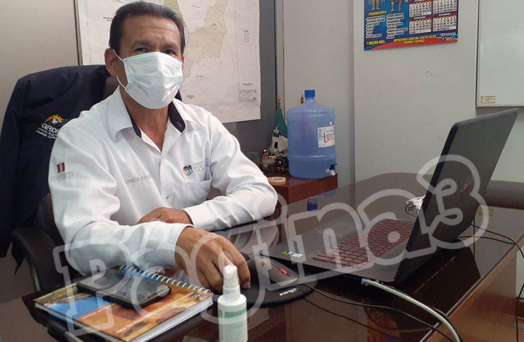 Moncada: El Gobierno Regional está impedido de comprar alimentos a agricultores