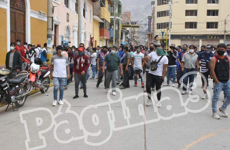 Mototaxistas volverán a protestar hoy por el Pico y Placa
