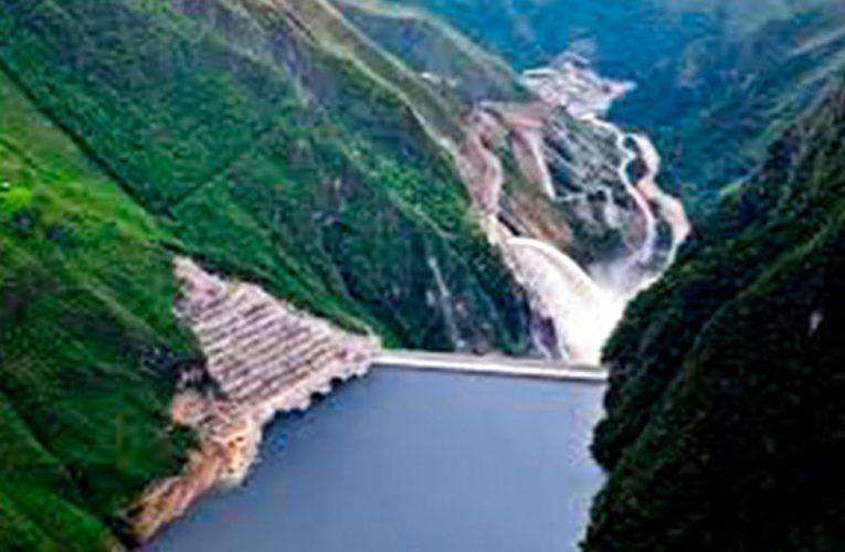 Implementarán sistema de alerta ante riesgo de desborde de represa de Chaglla
