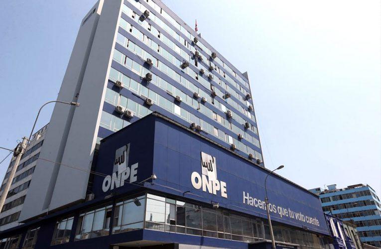 ONPE aprobó Plan de Medios de la Franja Electoral