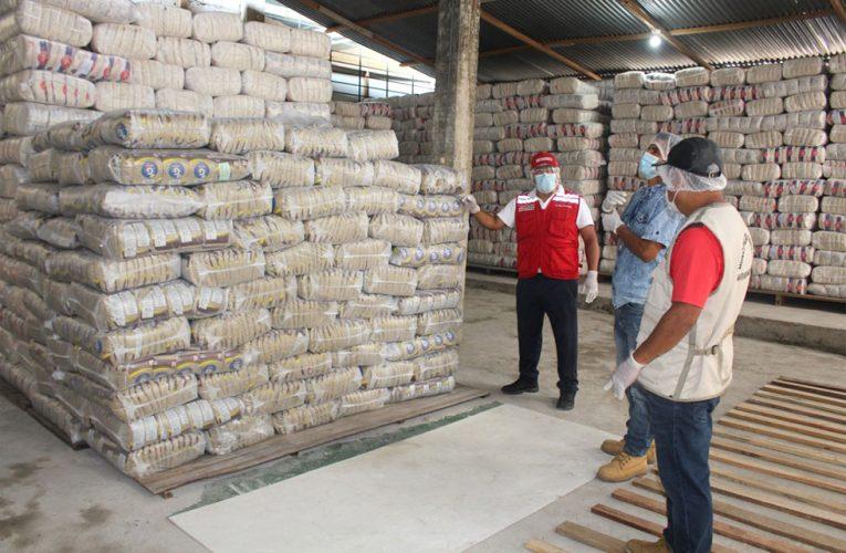 Qali Warma entregó 438 toneladas de alimentos a 7 municipalidades
