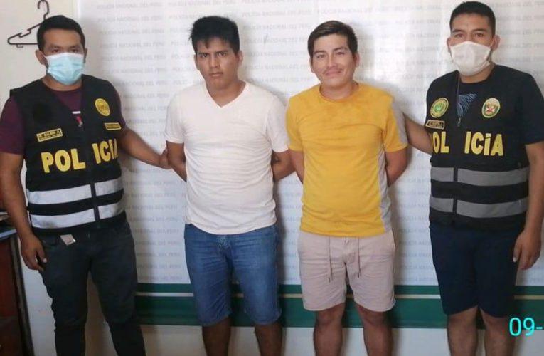 Liberan a presuntos secuestradores de transportista
