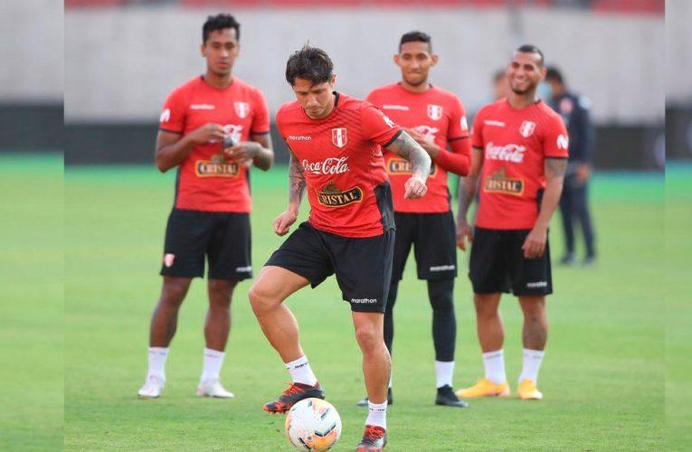 Perú saldrá con todo ante Argentina