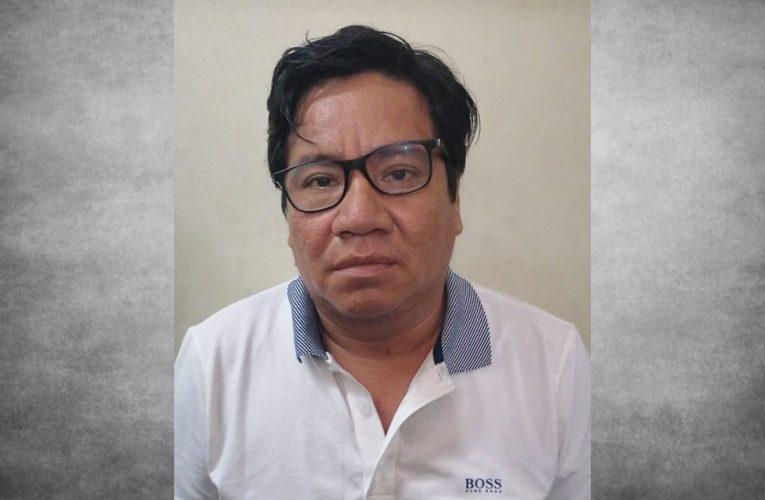 Sospechoso de robar en banco de Tingo María cae en Iquitos