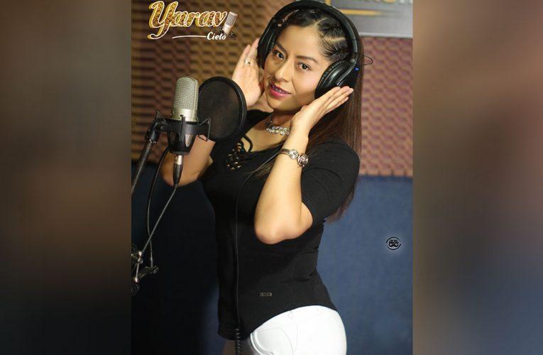 Yaraví Cielo, nueva cantante, pone a consideración nuevo tema