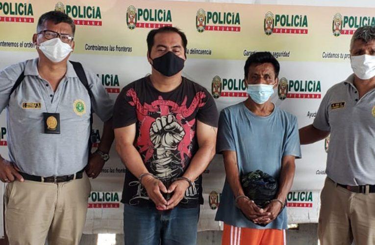 Tres detenidos por envío de 38 gramos de PBC a España