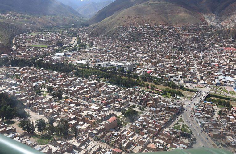 INEI confirma a Huánuco entre las 4 ciudades más seguras