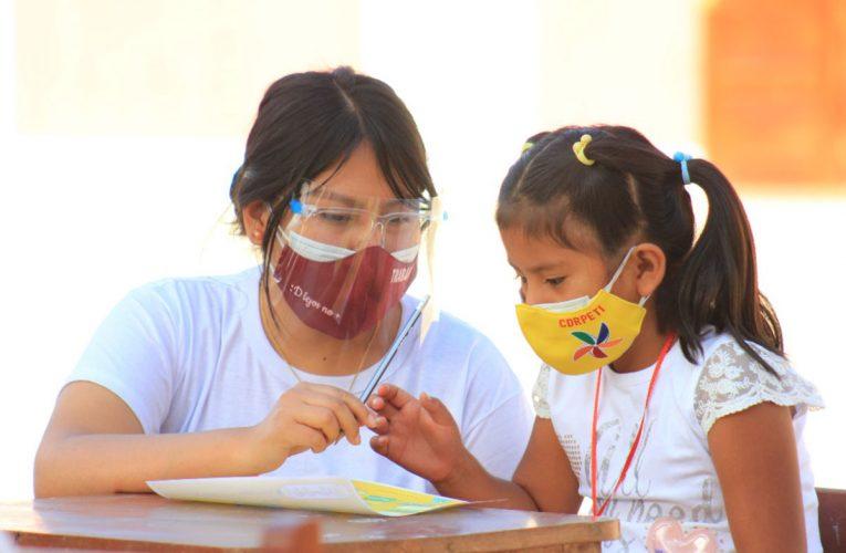 Previenen trabajo infantil en Colpa Baja