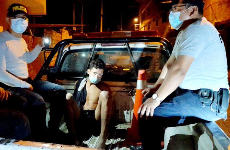 «Borrego» habría asesinado a taxista  en Amarilis