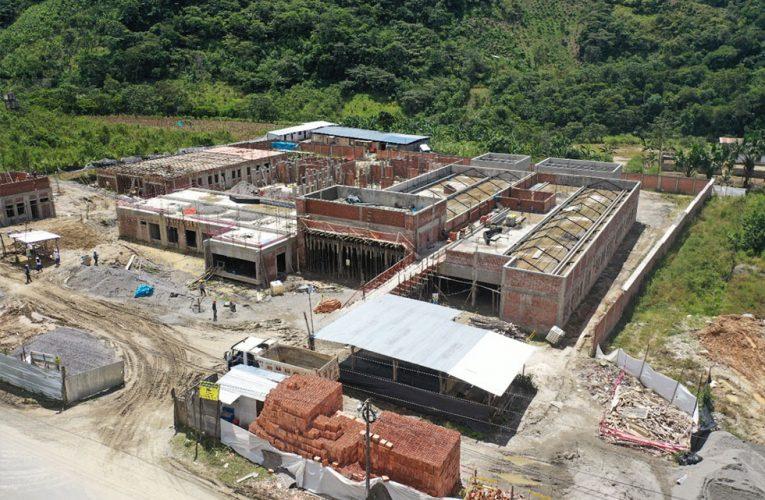 Por falta de dinero suspenden construcción de tres centros de salud