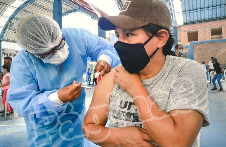 El sábado llegan más vacunas  contra la covid-19